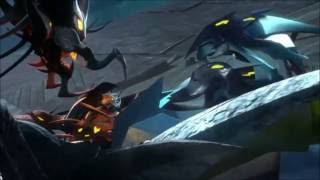 Клип про Предакинга 4 под музыку Comatose_ Skillet
