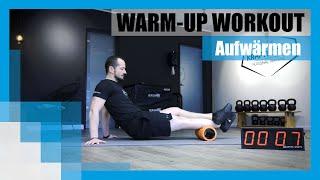 Warm Up Workout: Aufwärmen vor dem Training 👍