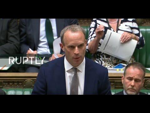 : UK Parliament resumes ahead of five-week prorogation