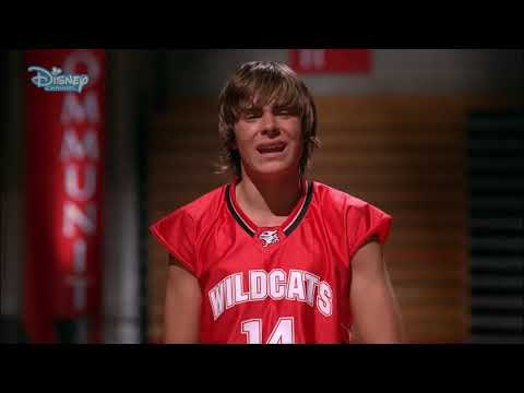 High School Musical | Get'cha head in the game - Music Video - Disney Channel Italia