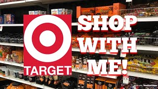 Shop With Me At Super Target! Shopping for Halloween, Leggings & Cold Medicine!