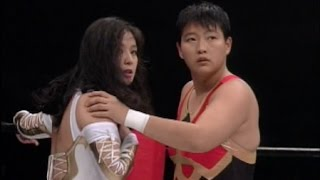 Download Cuty Suzuki & Chigusa Nagayo vs Devil Masami & Plum Mariko (Clipped) Mp3 and Videos