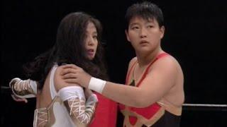 Cuty Suzuki & Chigusa Nagayo vs Devil Masami & Plum Mariko (Clipped) - YouTube