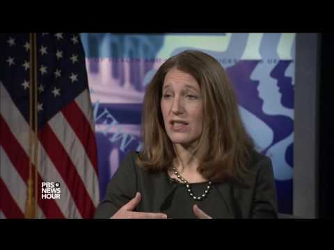 'Repeal and replace'? More like repeal and collapse, warns HHS Secretary Burwell