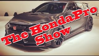 Honda News - THE NEW CIVIC TYPE R COMING IN SPRING - HONDA RACING - 2017 HONDA CIVIC TURBO With A MT