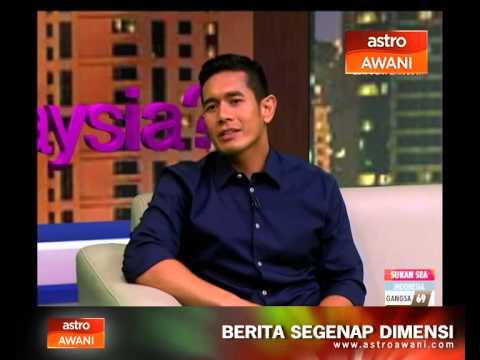h Live! Apa Kata Malaysia: Eksklusif bersama Fahrin Ahmad