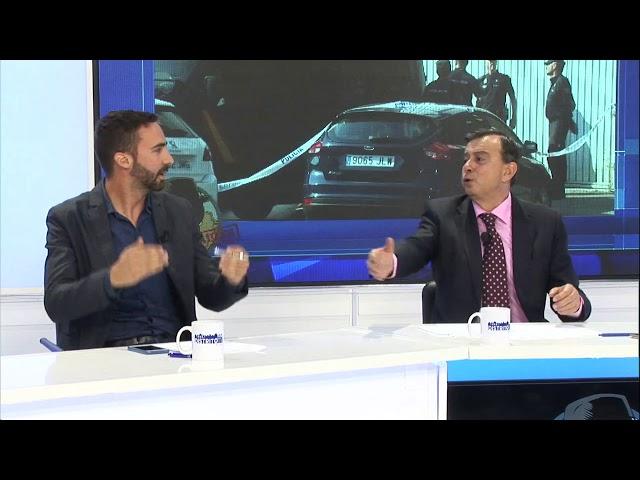 LOS INTOCABLES el nuevo programa de Javier Algarra 03 07 18. 1P