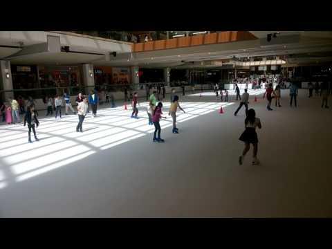 Ice Skating-Galleria Houston