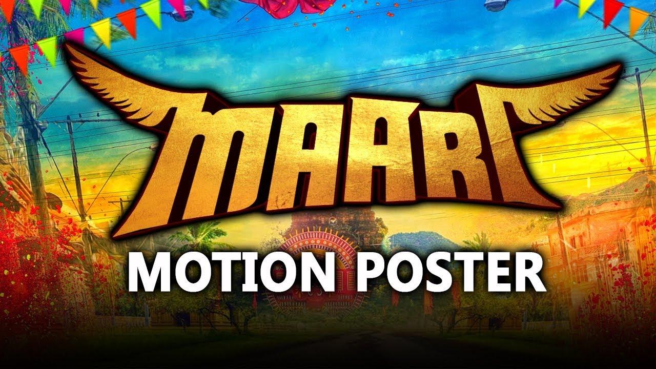 Maari (Maari 2) Official Hindi Dubbed Motion Poster | Dhanush, Sai Pallavi, Krishna Kulasekaran Watch Online & Download Free