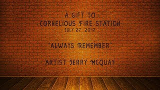 Jerry McQuay 911 Tribute Series and Gift