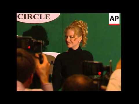 London Critics Circle Awards (E)