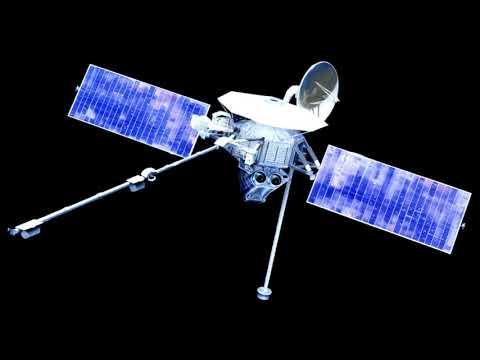 mariner 10 space probe - 480×360