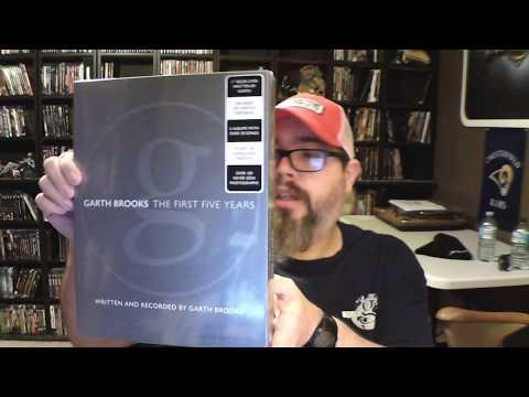 Garth Brooks  Anthology Unboxing