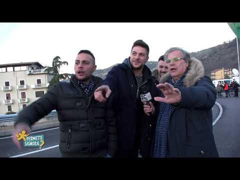 Permette Signora - Ponte di Calatrava - Cosenza - 27-01-2018