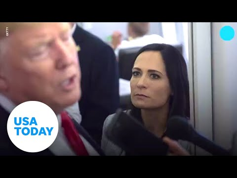 Former press secretary Grisham writes Trump's White House engaged in 'casual dishonesty'   USA TODAY