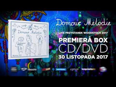 CD/DVD Domowe Melodie – Przystanek Woodstock 2017
