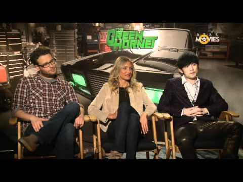 STAR Movies VIP Access: The Green Hornet - Seth Rogen, Cameron Diaz & Jay Chou