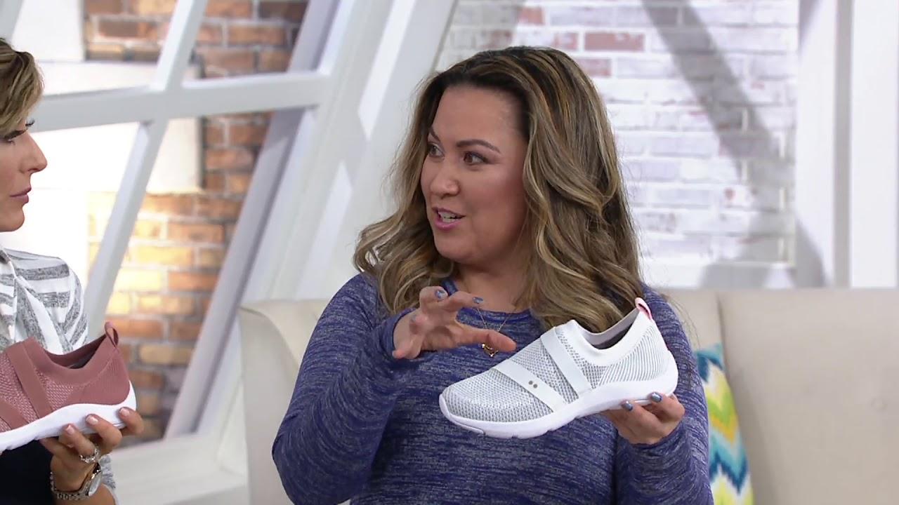 Ryka Stretch Knit Slip-On Shoes