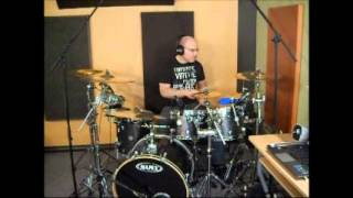 Celebrity Touch drum cover by Simon