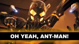 ant man movie 2015 first look at yellow jacket in costume beyond the trailer