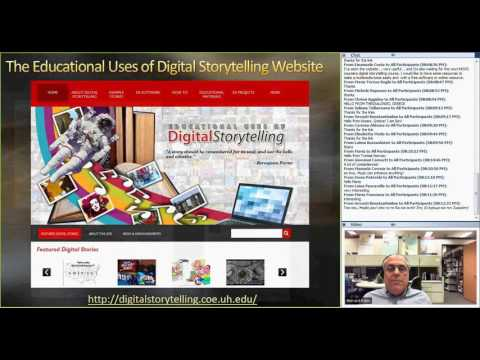 The Use of Digital Storytelling to Support Teaching and Learning