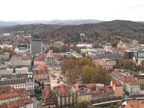 Ljubljana Castle  Ljubljanski grad  Slovenia