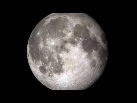 NASA LRO Moon Satellite / Lunar Reconnaissance Orbiter Fourth Anniversary / June 13, 2013