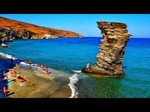 Download Grias to Pidima Beach Andros Greece - AtlasVisual