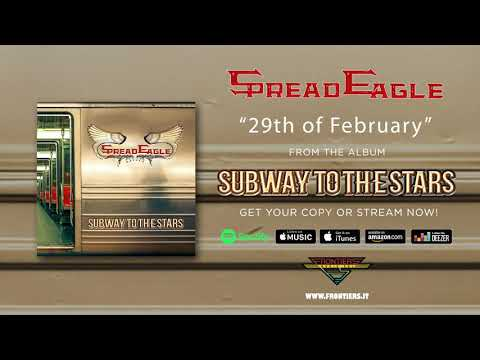 """Spread Eagle - """"29th of February"""" (Official Audio)"""