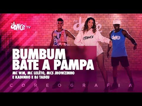 Bumbum Bate a Pampa - MC WM, MC Leléto, MCs Jhowzinho e Kadinho e DJ Tadeu | FitDance TV