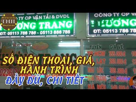 DANH SÁCH XE GIƯỜNG NẰM tại BẾN XE ĐÀ NẴNG | Vietnam travel tour