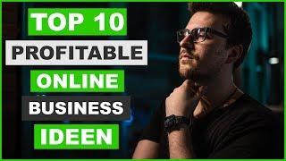 Top 10 Profitable Online Business Ideen Für Anfänger🔥
