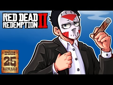 FANCY PARTY & GOING ON A DATE! - RED DEAD REDEMPTION 2 - Ep. 25!