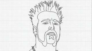 Sheamus  WWE - How to draw Sheamus - Video - Sheamus from WWE