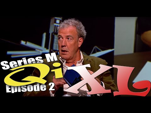 QI XL Series M Episode 2 - Military Matters