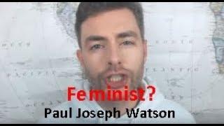 Paul Joseph Watson Slanders MGTOW