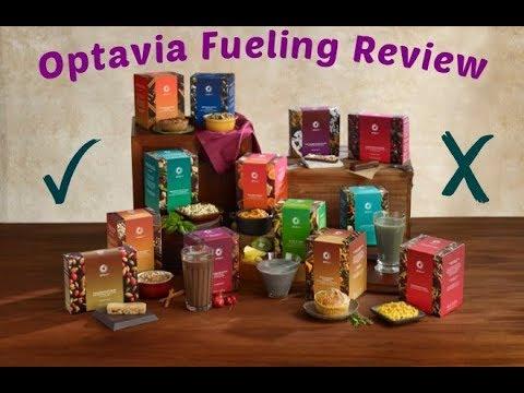 OPTAVIA FUELING REVIEW!
