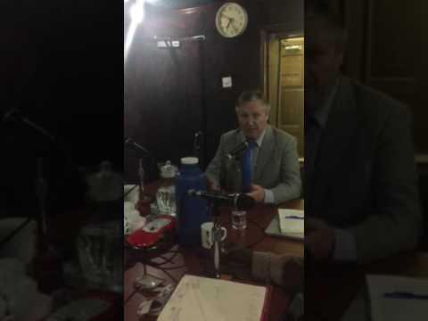 Stephen Kidd speaks on Uganda 93 3 K FM