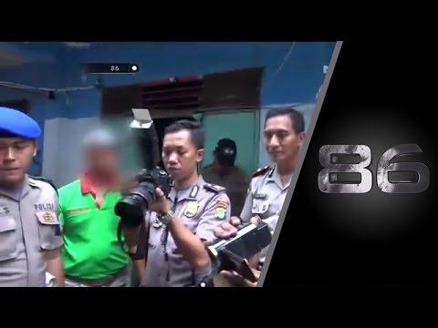 86 - Tim Jaguar Gerebek Pemukiman Pengedar Narkoba Di Depok