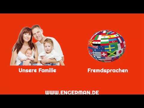 Start Deutsch A1-A2-B1 | #1 | Hörverstehen A1-A2-B1