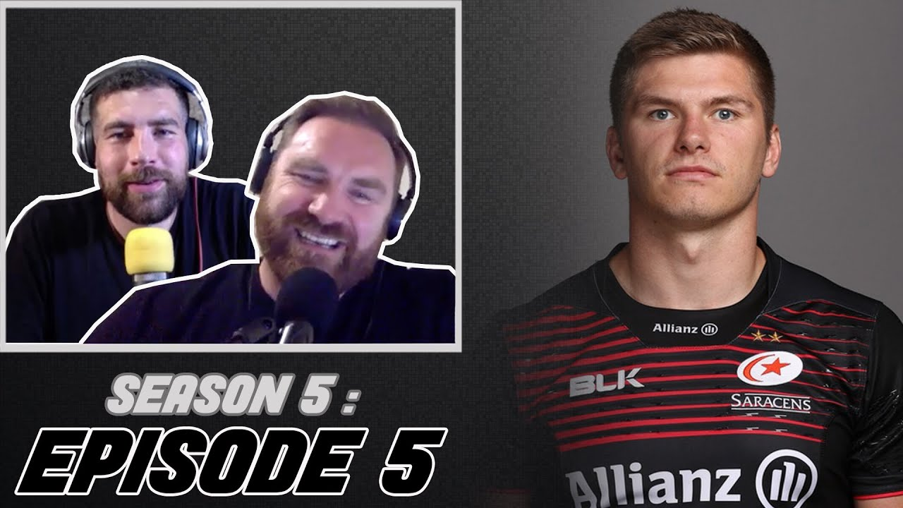 The Rugby Pod - Season 5 Episode 5