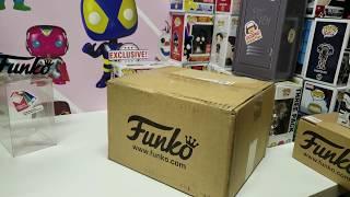 Funko Pop! Funko Shop Limited Edition - CHROME 3-Pack