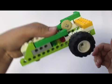 Line Follower Wedo 20 Building Instructions Youtube