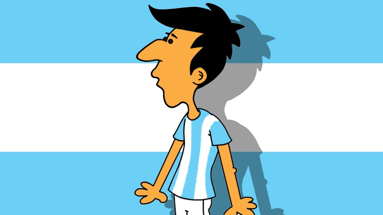 how to draw a cartoon football player lionel messi youtube