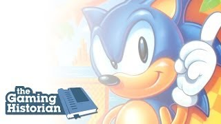 History of Sonic The Hedgehog (Part 1) - Gaming Historian