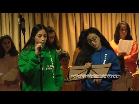 Quem perde a sua vida | Coro Juvenil de Oliveirinha