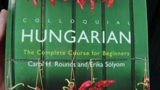 About the HUNGARIAN Language