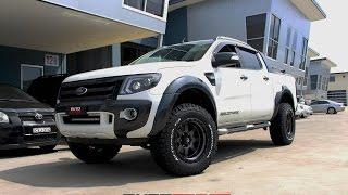 Ford Ranger Wheels - Fuel Trophy Rims   AutoCraze(, 2016-02-17T01:21:36.000Z)