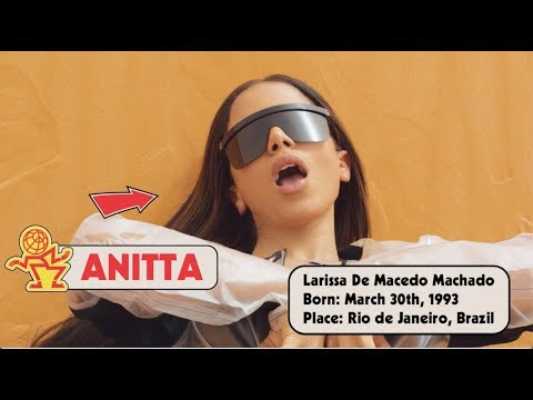 Major Lazer - Sua Cara (Feat. Anitta & Pabllo Vittar) (Official Pop-Up Video)