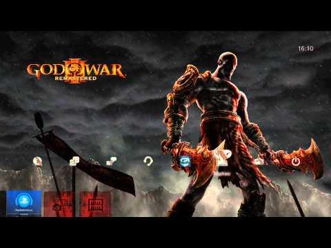 God of war 2 remastered ps4